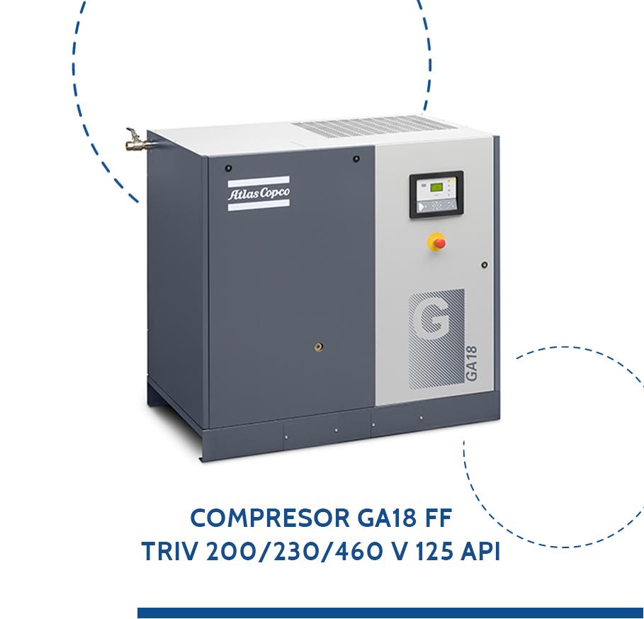 Compresores-GA18FF